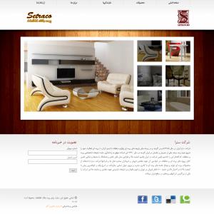 طراحی وبسایت پرده بانک اطلاعات
